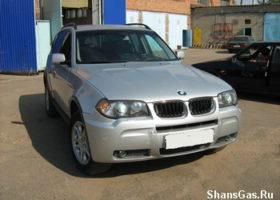 BMW X3 2007 г. V6 3.0л. 272л.с.