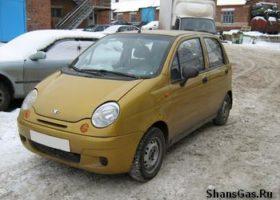 Daewoo Matiz 2007 г. R3 0.8л. 51л.с.