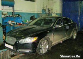 Jaguar XF 2008 г. V6 3.0л. 238л.с.