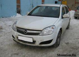 Opel Astra 2011 г. R4 1.6л. 115л.с.