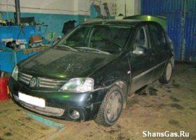 Renault Logan (SR) 2007 г. R4 1.6л. 105л.с.