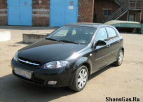 Chevrolet Lacetti 2008 г. R4 1.6 л. 109л.с.