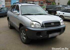 Hyundai Santa Fe 2006 г. R4 2.4л. 145л.с.