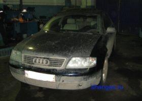 Audi А6 1997 г. V6 2.4л. 165л.с.