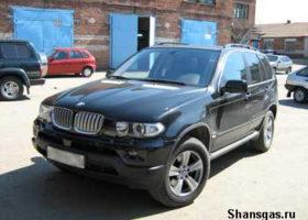 BMW X5 2005 г. V8 4.4л. 320л.с.