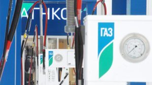 Путин отметил преимущество газомоторного топлива перед электромобилями
