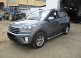 Hyundai Creta 2019 г. R4 2.0л. 149л.с.