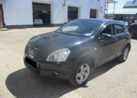 Nissan Qashqai 2008 г. R4 2.0л. 141л.с.