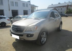 Mercedes-Benz ML350 2005 г. V6 3.5л. 272л.с.