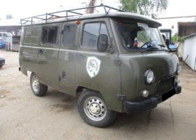 УАЗ 390995 2009 г. R4 2.7л. 112л.с.